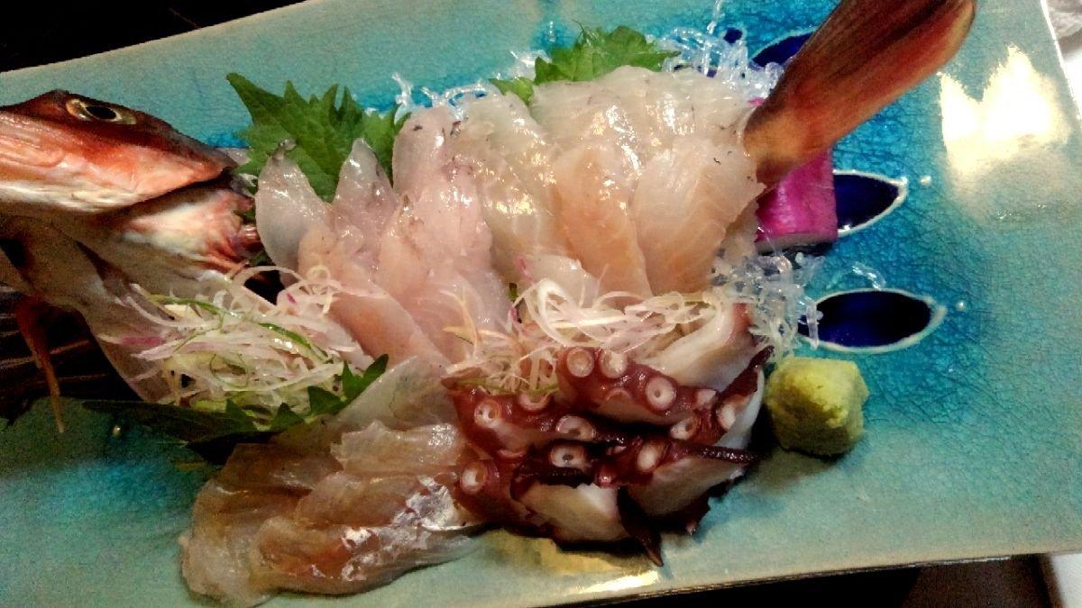 KRO さんの投稿画像,写っている魚はメバル,マダコ,カサゴ,ソコホウボウ