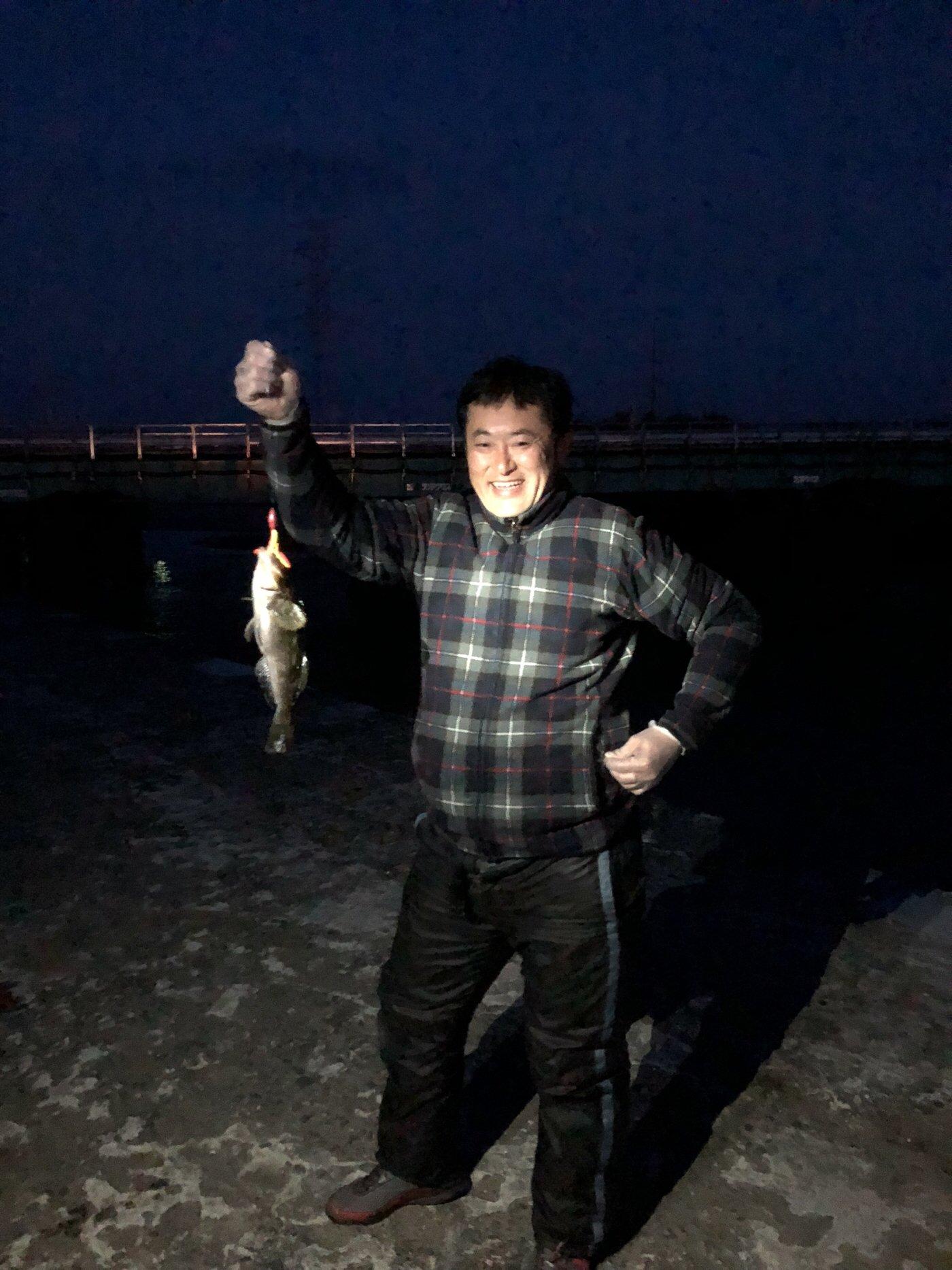 たかかかさんの投稿画像,写っている魚はアイナメ