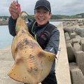 ツヨポンさんの福岡県中間市での釣果写真