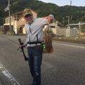 ヒデさんの和歌山県東牟婁郡での釣果写真