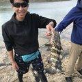 いっちーさんの沖縄県南城市での釣果写真