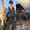 カズさんの福岡県古賀市での釣果写真