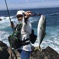 華朋さんの青森県東津軽郡での釣果写真