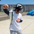 岩手のまさまさんの岩手県釜石市での釣果写真