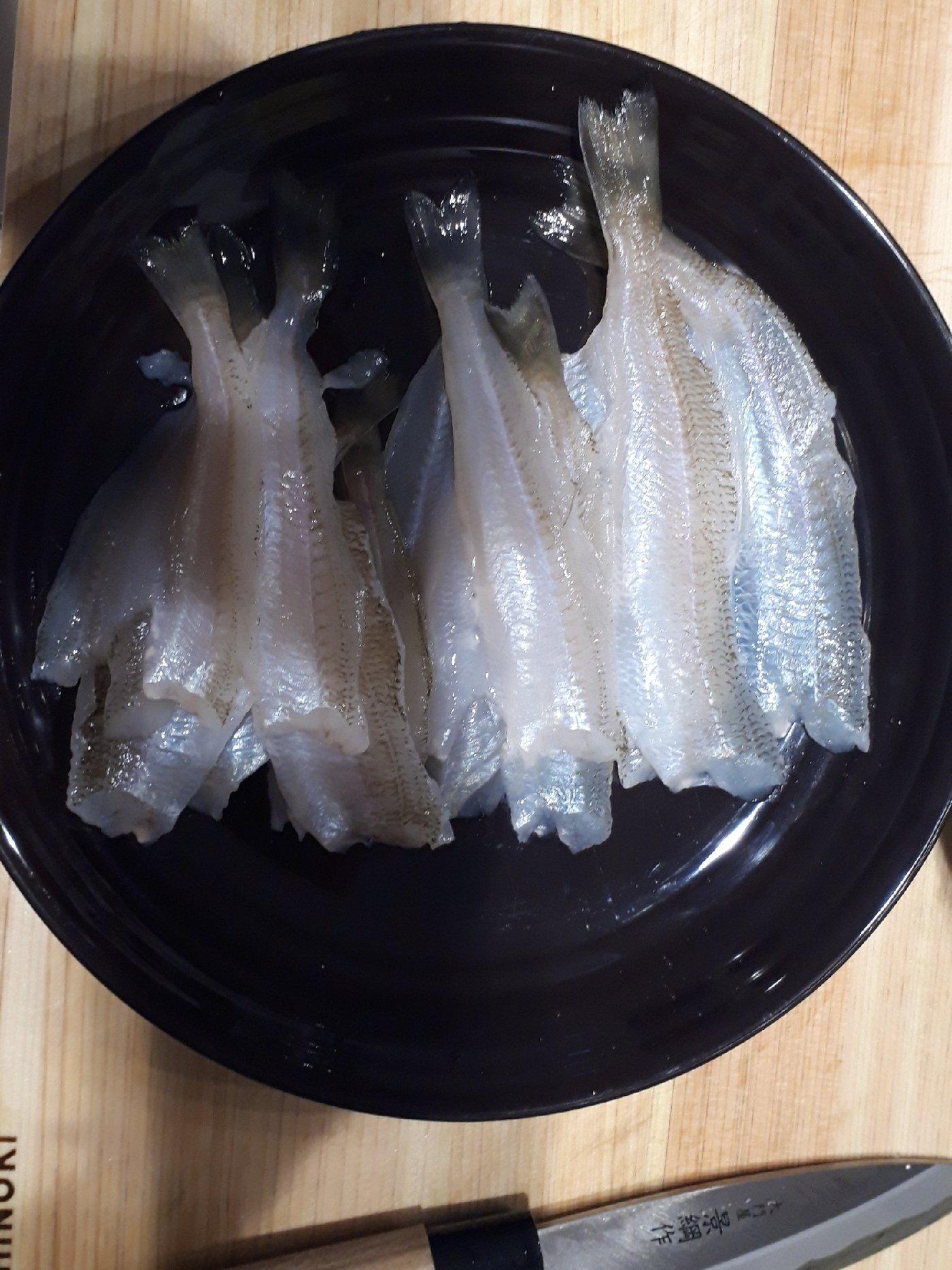 サルバドールさんの投稿画像,写っている魚はシロギス