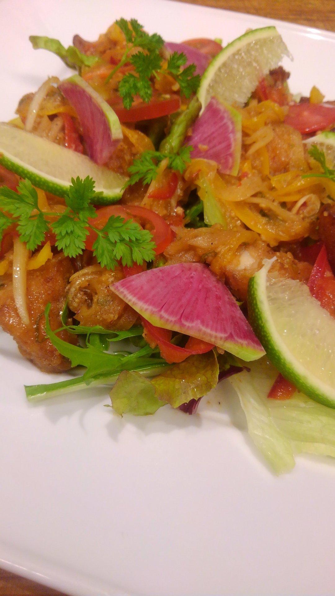KRO さんの投稿画像,写っている魚はオオモンハタ