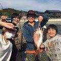 CCBさんの岡山県での釣果写真