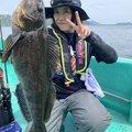 ちぃ〜さんの岩手県遠野市での釣果写真