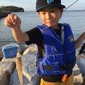 ゆうまのパパさんの香川県東かがわ市での釣果写真