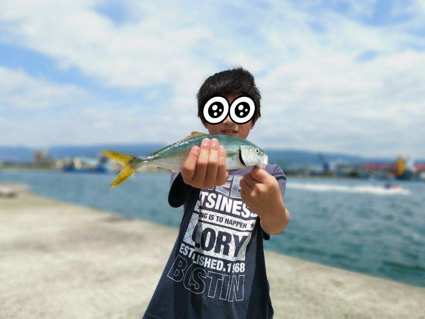 みくも。@ハナビストさんの投稿画像,写っている魚は