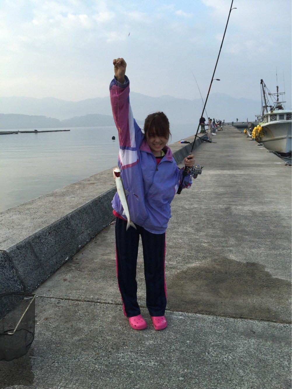 栄太郎さんの投稿画像,写っている魚は