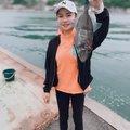 し*星★✴︎さんの広島県呉市での釣果写真