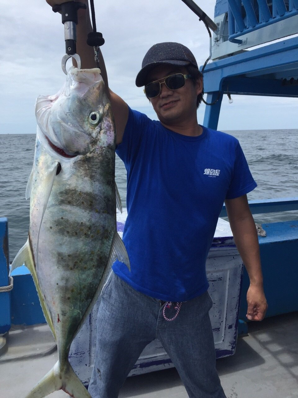 ミウラ ユタカさんの投稿画像,写っている魚はホシカイワリ