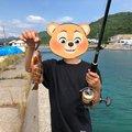 ハヤケンさんの山口県阿武郡での釣果写真