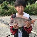 西岡春雄さんのマダイの釣果写真