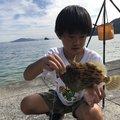 西岡春雄さんの山口県での釣果写真