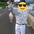 辻本圭佑さんのマダイの釣果写真