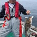永宝丸さんの北海道での釣果写真