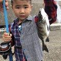 釣りキチ中学生さんの東京都江東区での釣果写真