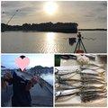 青木浩幸さんの茨城県北茨城市での釣果写真