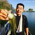 マッキーさんの群馬県邑楽郡での釣果写真