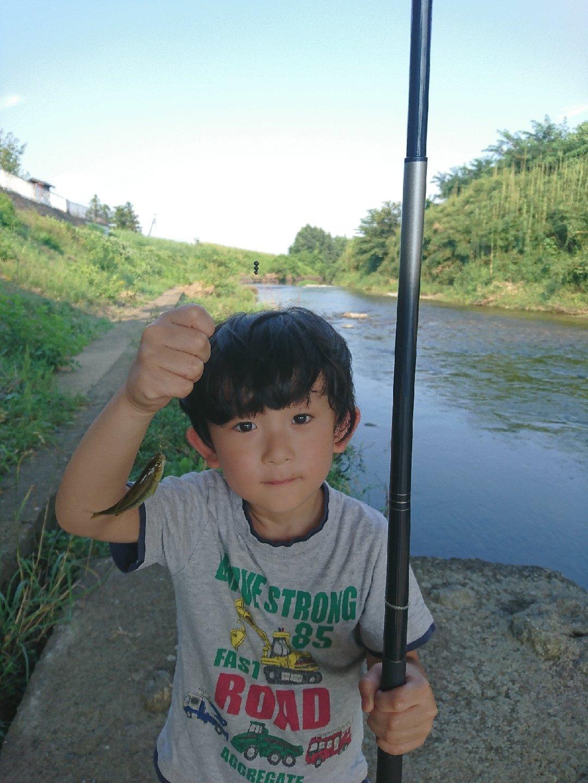 zinさんの投稿画像,写っている魚は