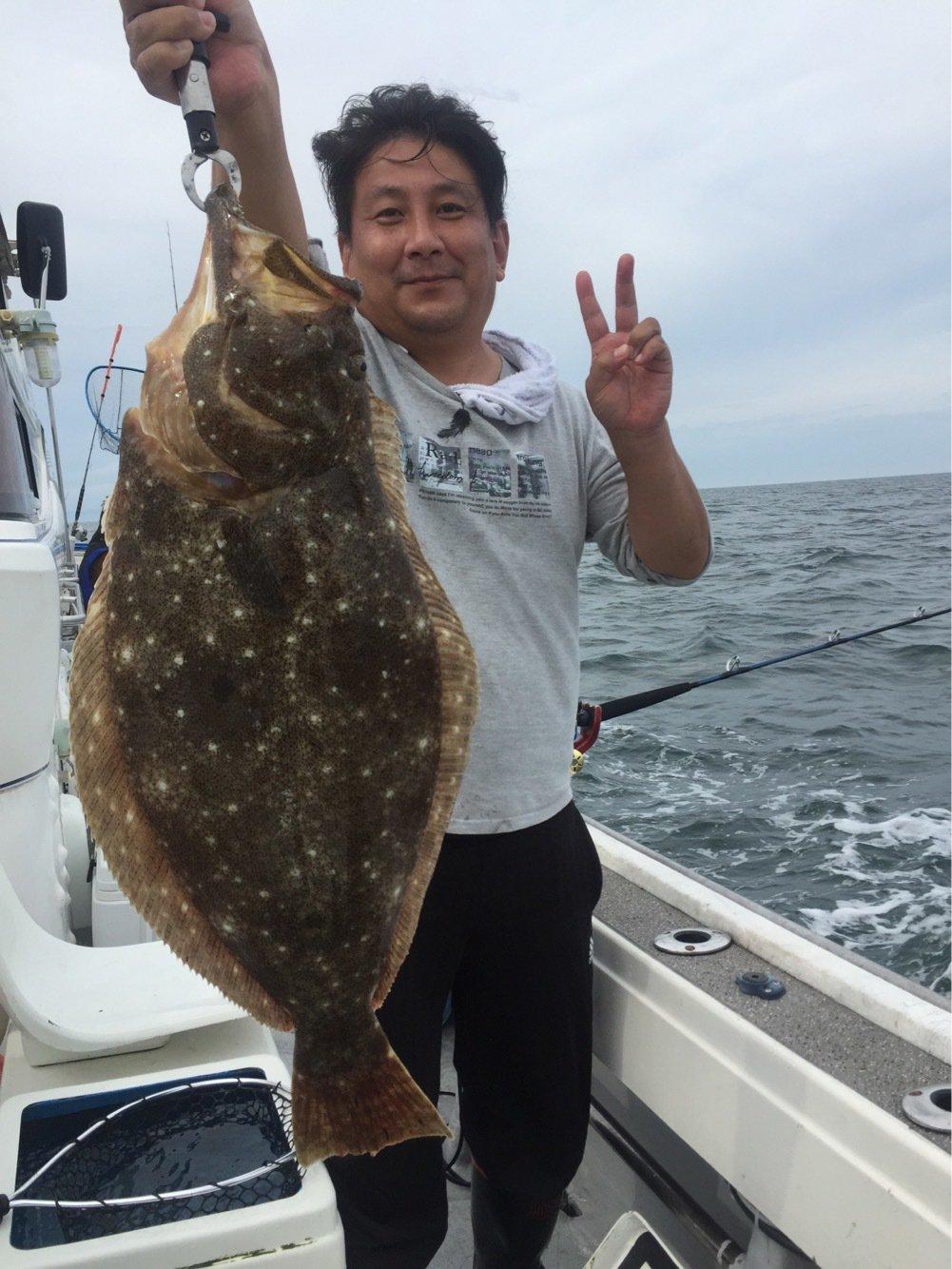 シンさんの投稿画像,写っている魚は