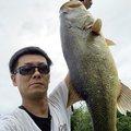しのさんの宮城県登米市での釣果写真