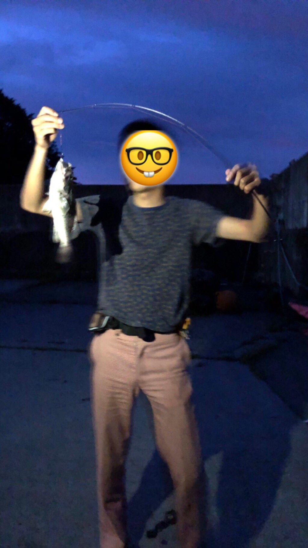 甲子園の土で建てた家さんの投稿画像,写っている魚はクロソイ