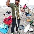 保科健介さんの千葉県船橋市での釣果写真