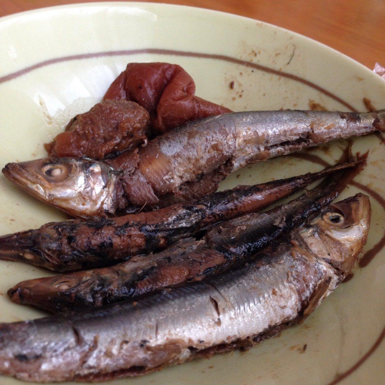 はまちゅさんの投稿画像,写っている魚はウルメイワシ