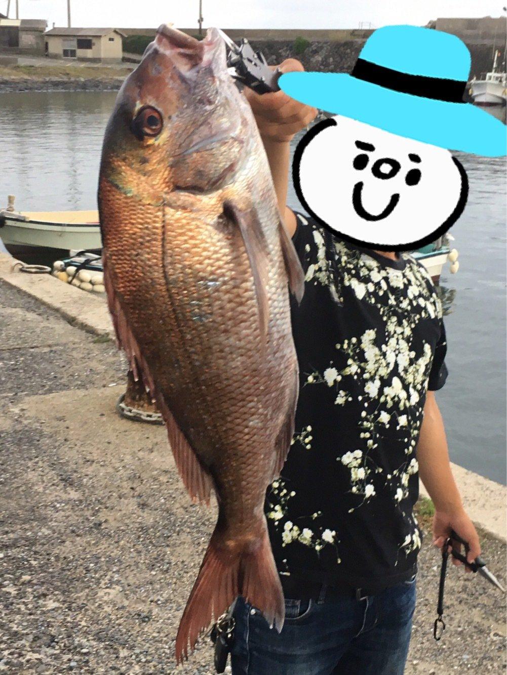 うきさんの投稿画像,写っている魚は