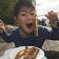 小鉄のパパさんの福岡県でのシロギスの釣果写真