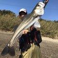 健斗さんの鹿児島県薩摩川内市での釣果写真