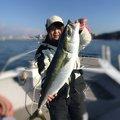 山中渉さんの広島県広島市での釣果写真