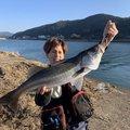 健斗さんの鹿児島県での釣果写真