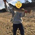 masakiさんの福岡県古賀市でのスズキの釣果写真