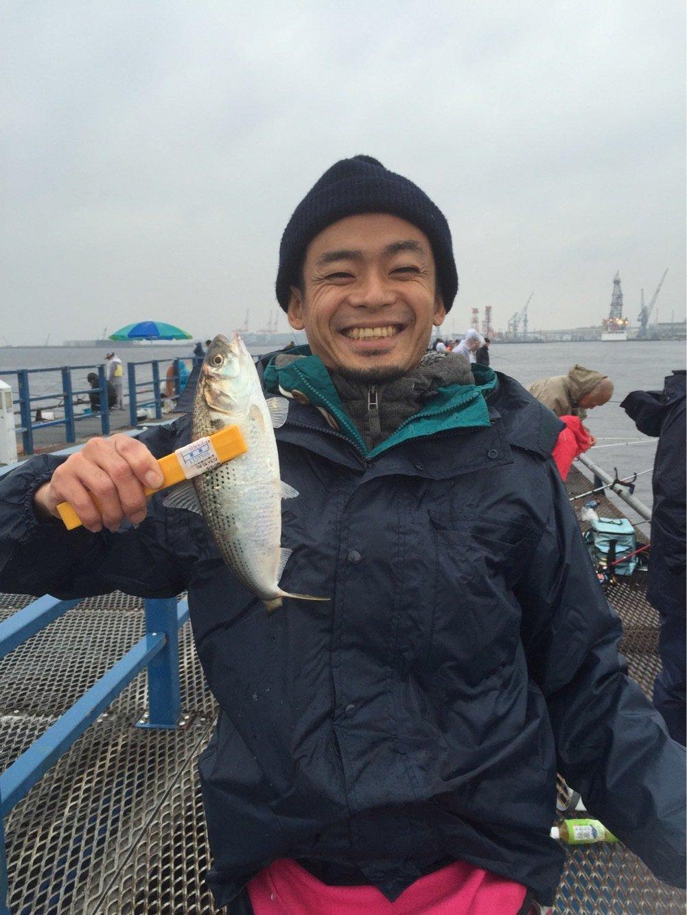 サカイエヒタさんの投稿画像,写っている魚はコノシロ