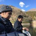 えいたさんの神奈川県でのワカサギの釣果写真