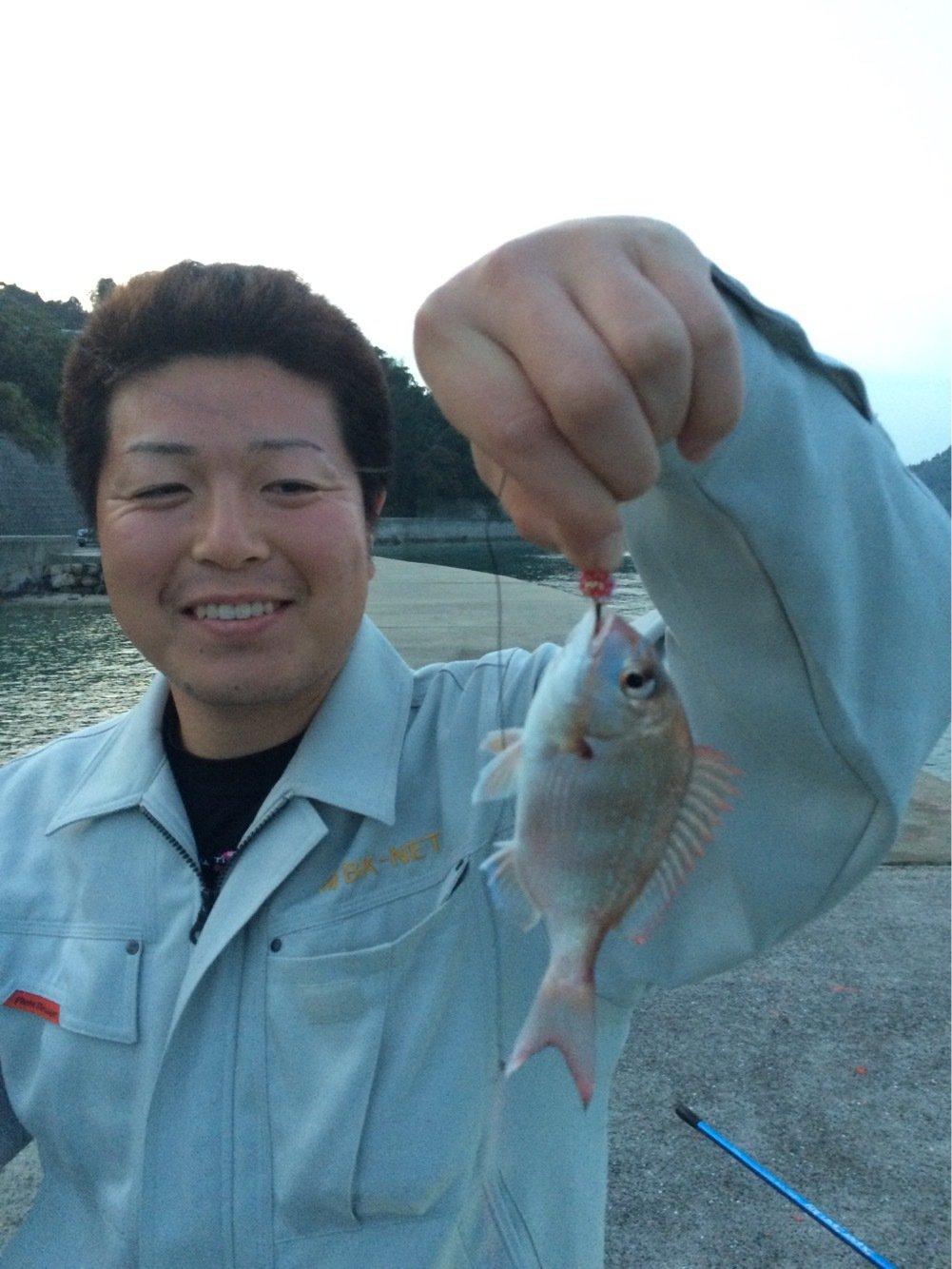 ナバラ座さんの投稿画像,写っている魚はチダイ