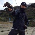 晃太郎さんの兵庫県宝塚市での釣果写真