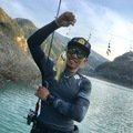 283さんの和歌山県日高郡での釣果写真