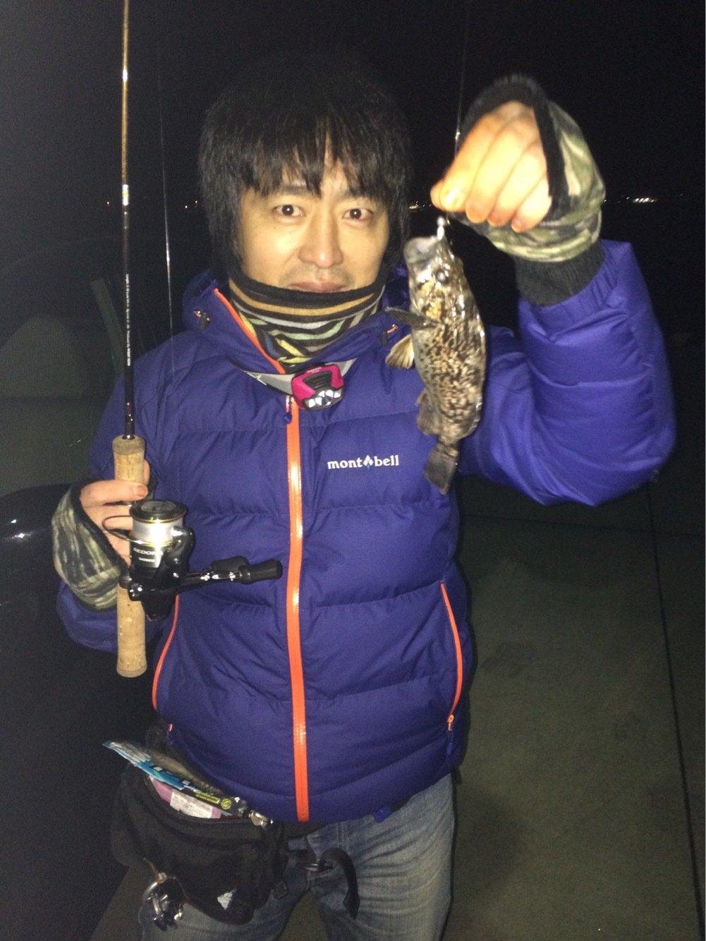 Ryuさんの投稿画像,写っている魚はタケノコメバル