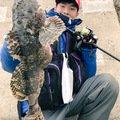 たくみ@DRH代表さんのギスカジカの釣果写真