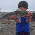 ゆうきさんの北海道野付郡での釣果写真