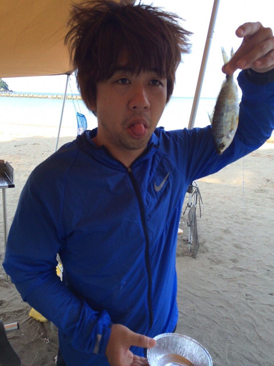 高橋一成さんの投稿画像,写っている魚は