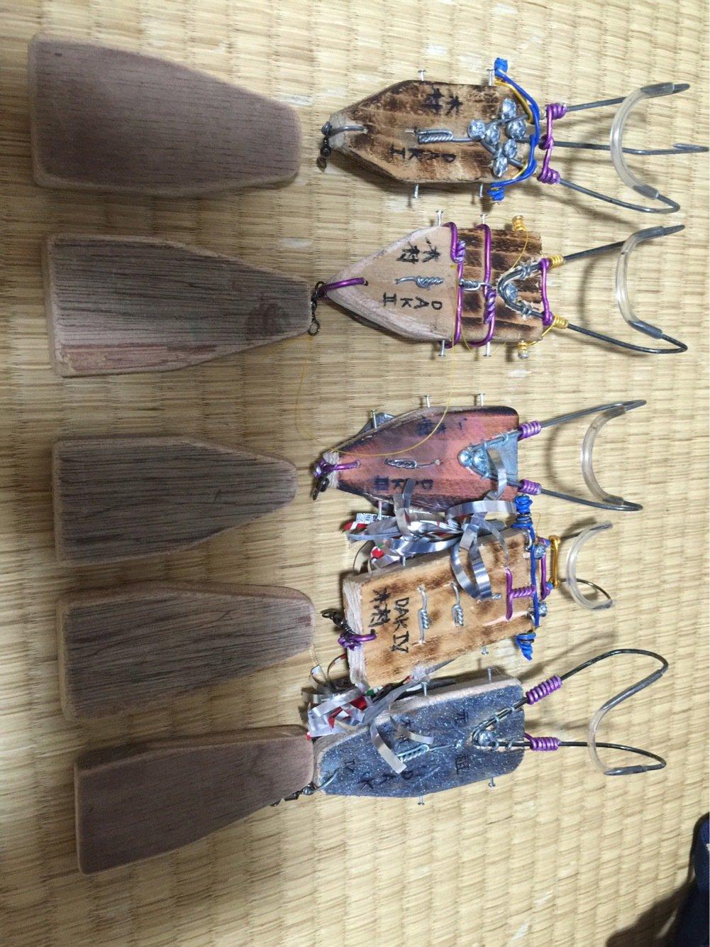木村勇気さんの投稿画像,写っている魚はマダコ