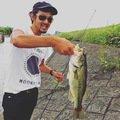 アレッサンドロさんの佐賀県神埼市での釣果写真