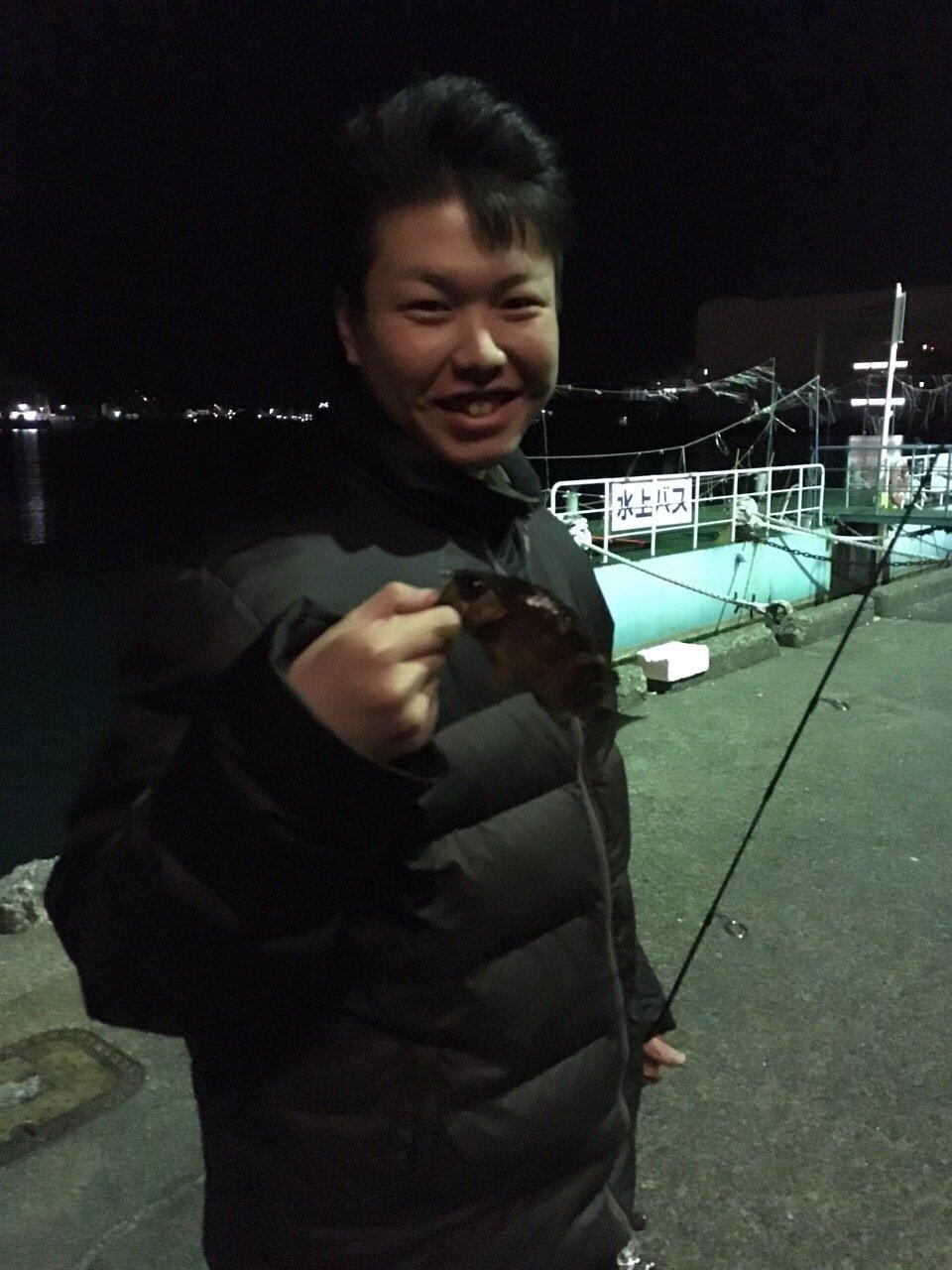 Ryoさんの投稿画像,写っている魚はメバル