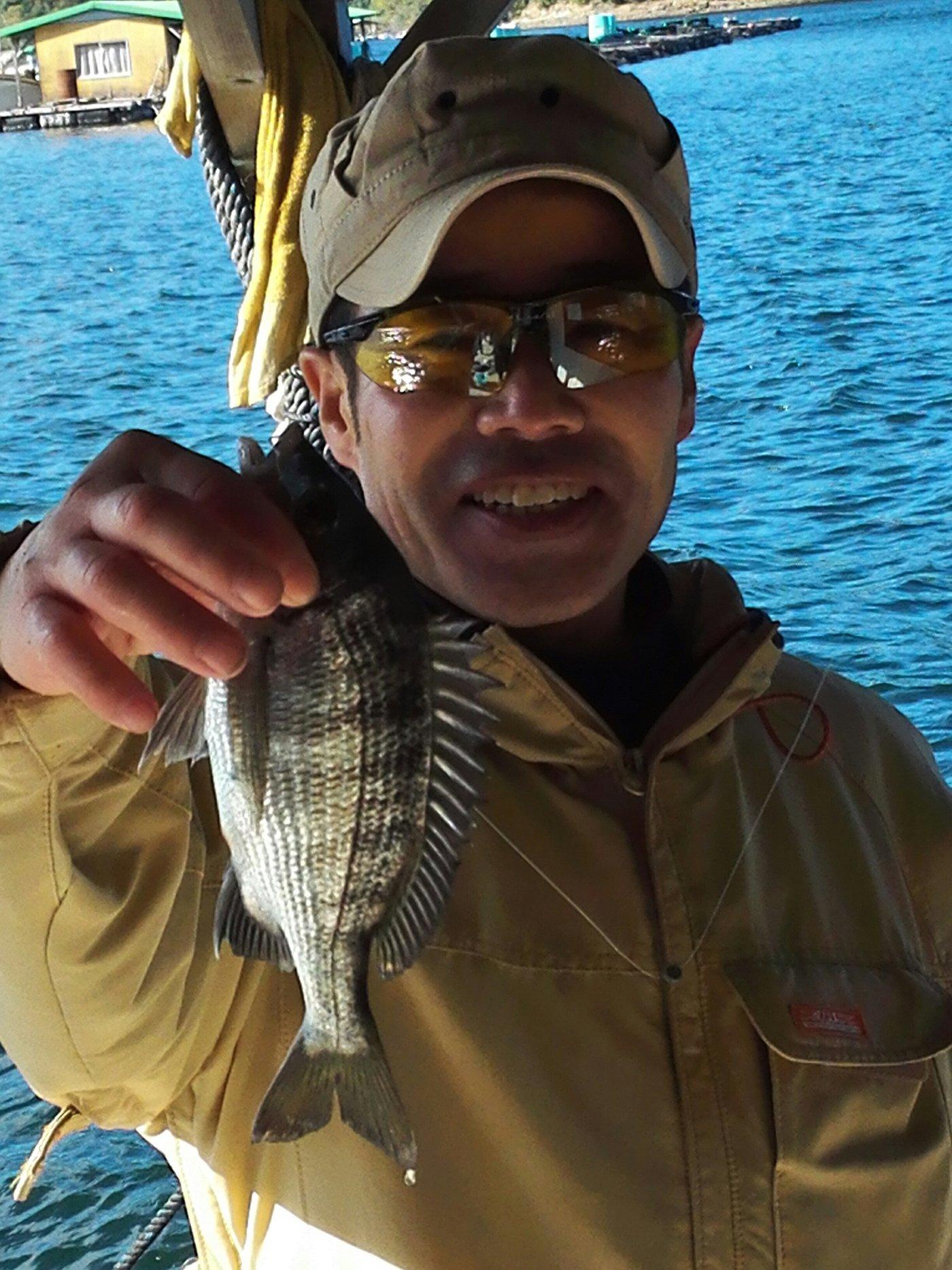 モンキーCmitumoriさんの投稿画像,写っている魚は